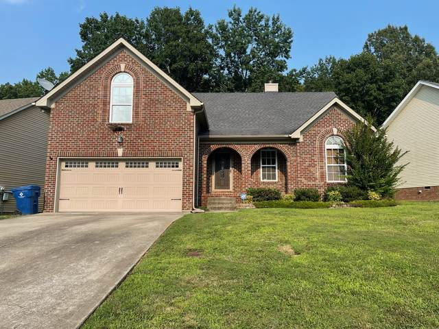 2625 Alex Overlook Way, Clarksville, TN 37043 (MLS #RTC2275265) :: Kimberly Harris Homes