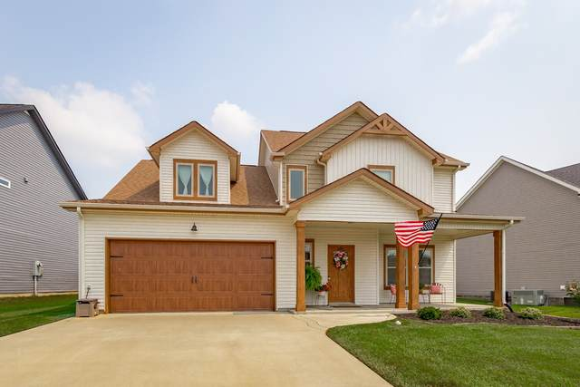 1139 Eagles Bluff Dr, Clarksville, TN 37040 (MLS #RTC2275273) :: Kimberly Harris Homes