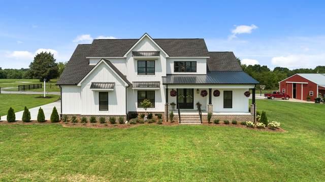4590 Christiana Hoovers Gap Rd, Christiana, TN 37037 (MLS #RTC2275314) :: Team George Weeks Real Estate