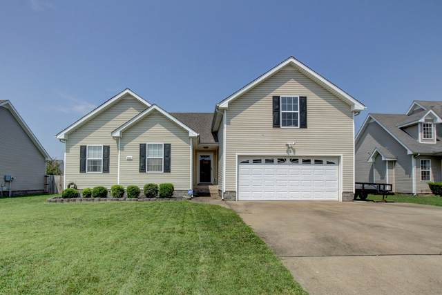 3758 Bret Dr, Clarksville, TN 37040 (MLS #RTC2275330) :: DeSelms Real Estate