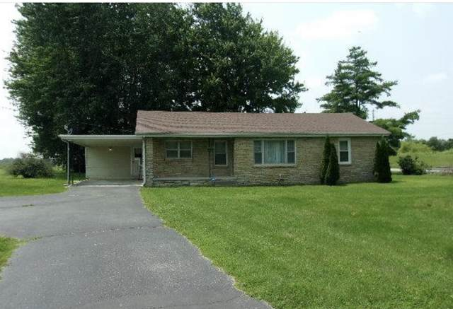 545T Sparkman Rd, Hopkinsville, KY 42240 (MLS #RTC2275337) :: Your Perfect Property Team powered by Clarksville.com Realty