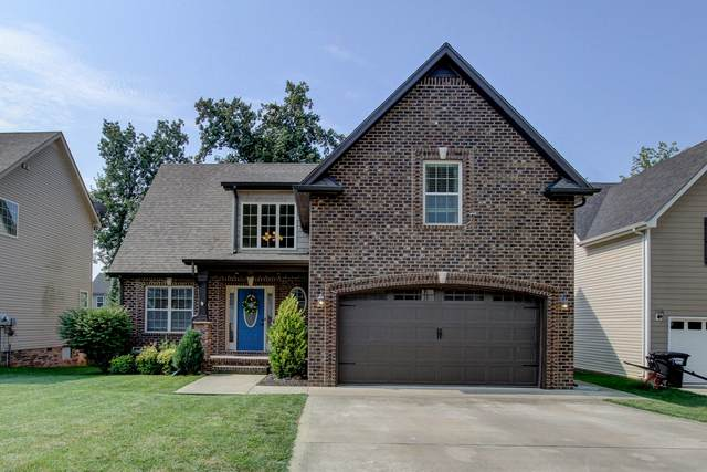 1248 Brigade Drive, Clarksville, TN 37043 (MLS #RTC2275367) :: Your Perfect Property Team powered by Clarksville.com Realty