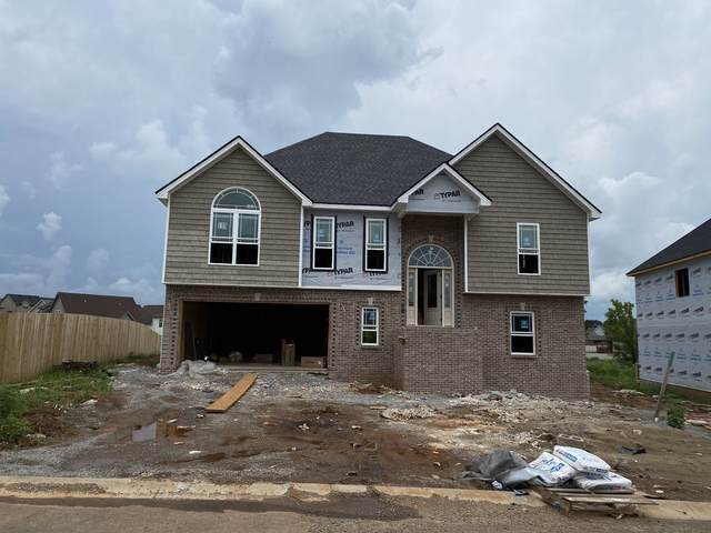 802 Buffalo Ford Dr, Clarksville, TN 37042 (MLS #RTC2275383) :: The Milam Group at Fridrich & Clark Realty