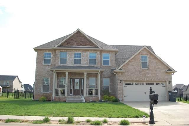 190 Josie Ln, Clarksville, TN 37043 (MLS #RTC2275390) :: Oak Street Group