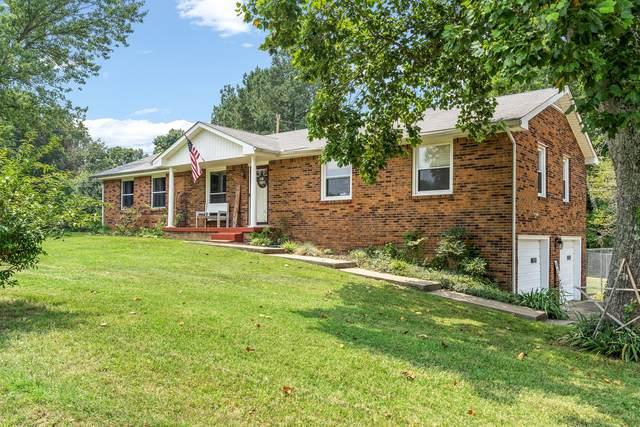 424 Hilltop Dr, Clarksville, TN 37040 (MLS #RTC2275413) :: Nashville on the Move