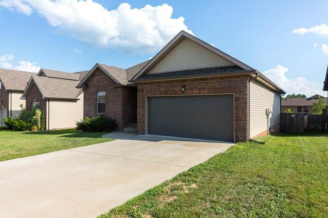 672 White Face Dr, Clarksville, TN 37040 (MLS #RTC2275427) :: Exit Realty Music City