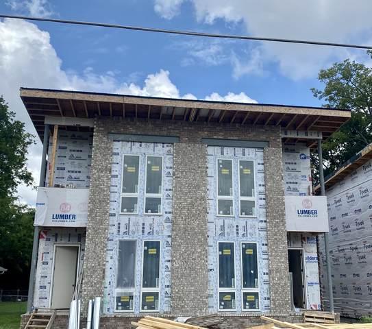 2002 Herman St A, Nashville, TN 37208 (MLS #RTC2275430) :: DeSelms Real Estate