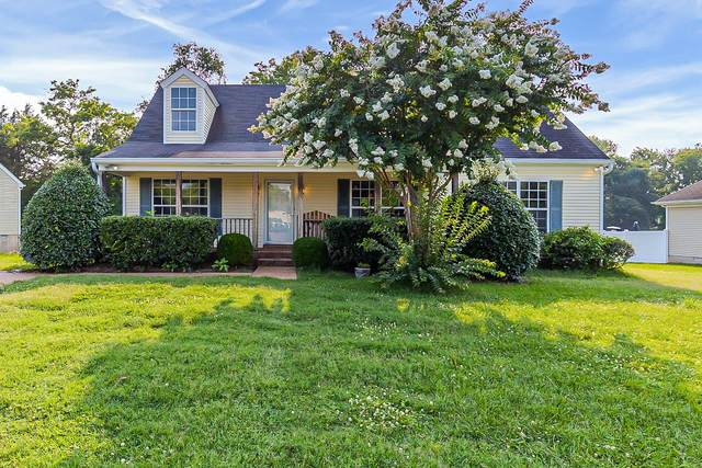 2845 Cochran Trace Dr, Spring Hill, TN 37174 (MLS #RTC2275500) :: Nashville on the Move