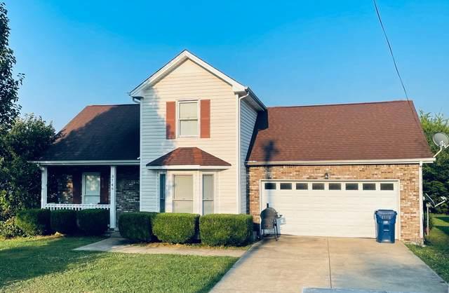 3749 Heather Dr, Clarksville, TN 37042 (MLS #RTC2275537) :: RE/MAX Fine Homes