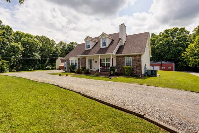 2598 S Mount Pleasant Rd, Greenbrier, TN 37073 (MLS #RTC2275617) :: Nashville on the Move