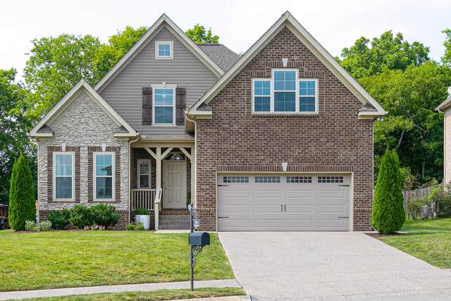 3027 Foust Dr, Spring Hill, TN 37174 (MLS #RTC2275628) :: Randi Wilson with Clarksville.com Realty