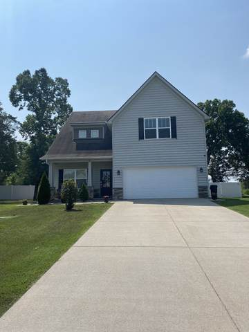1009 Bluecreek Cir, Murfreesboro, TN 37129 (MLS #RTC2275635) :: Candice M. Van Bibber | RE/MAX Fine Homes