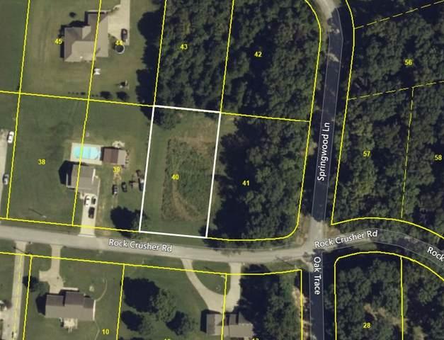 0 Rock Crusher Rd, Saint Joseph, TN 38481 (MLS #RTC2275639) :: The Helton Real Estate Group