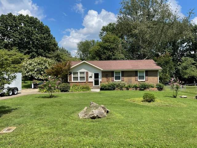 2103 Basham Ln, Clarksville, TN 37043 (MLS #RTC2275649) :: Your Perfect Property Team powered by Clarksville.com Realty