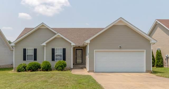 2854 Teakwood Dr, Clarksville, TN 37040 (MLS #RTC2275655) :: DeSelms Real Estate