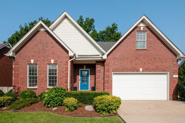407 Carmel Dr, Murfreesboro, TN 37128 (MLS #RTC2275671) :: Nelle Anderson & Associates