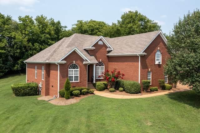109 Buckhaven Dr, Hendersonville, TN 37075 (MLS #RTC2275672) :: The Godfrey Group, LLC