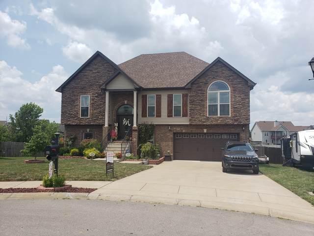 1808 Spring Haven Ct, Clarksville, TN 37042 (MLS #RTC2275731) :: Oak Street Group