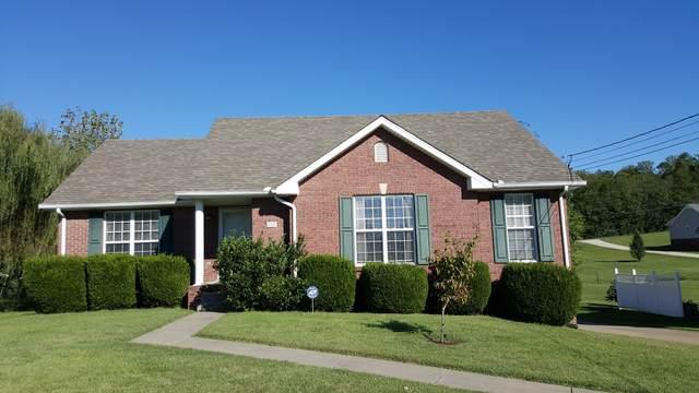 289 Harold Dr, Clarksville, TN 37040 (MLS #RTC2275738) :: The Miles Team | Compass Tennesee, LLC