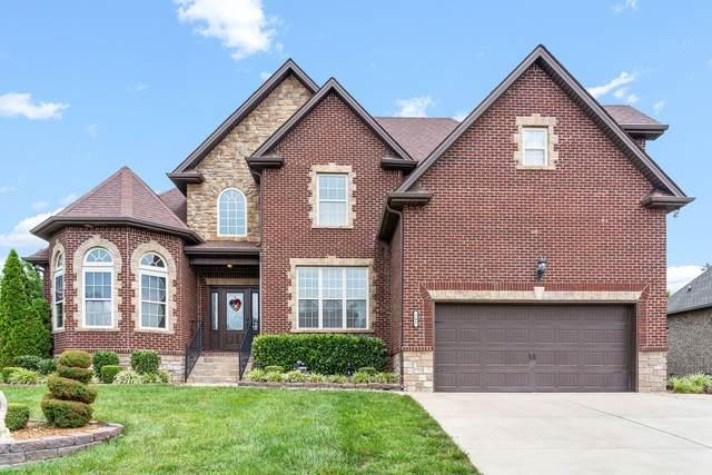 141 Bainbridge Dr, Clarksville, TN 37043 (MLS #RTC2275741) :: DeSelms Real Estate