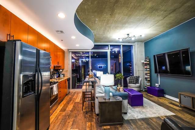 301 Demonbreun St #812, Nashville, TN 37201 (MLS #RTC2275757) :: DeSelms Real Estate
