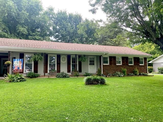 205 Circle Dr, Lafayette, TN 37083 (MLS #RTC2275792) :: The Godfrey Group, LLC