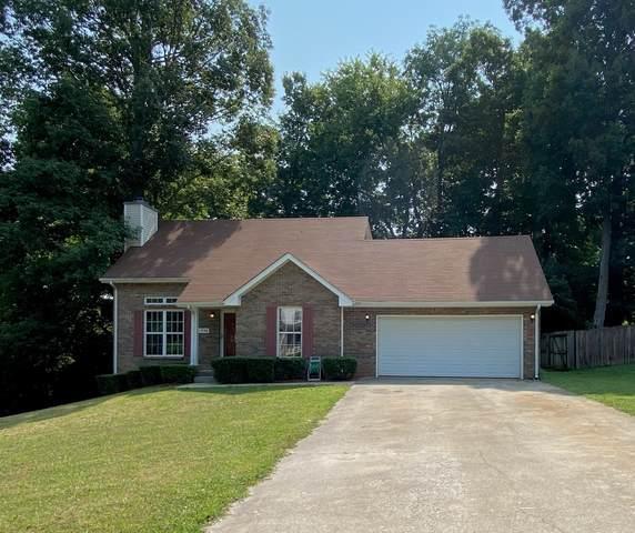 1556 Barrywood Cir W, Clarksville, TN 37042 (MLS #RTC2275809) :: The Godfrey Group, LLC