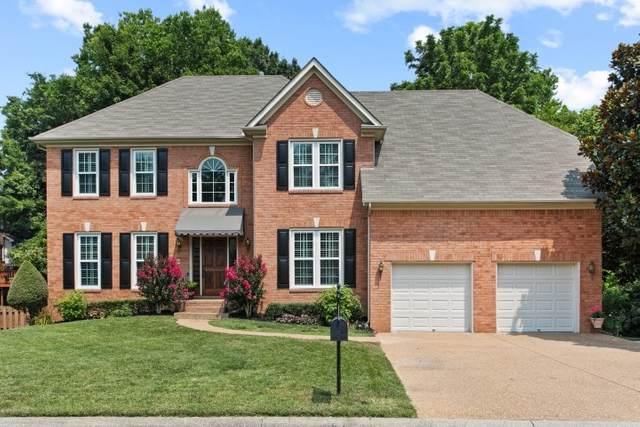 5233 Fredericksburg Way E, Brentwood, TN 37027 (MLS #RTC2275817) :: The Miles Team | Compass Tennesee, LLC
