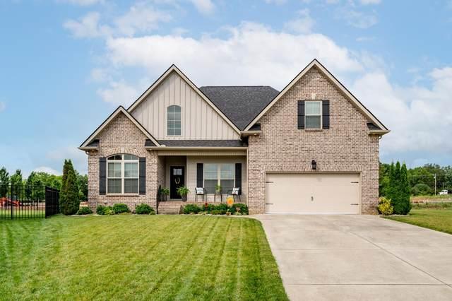 3802 Runyan Cove, Murfreesboro, TN 37127 (MLS #RTC2275820) :: Fridrich & Clark Realty, LLC