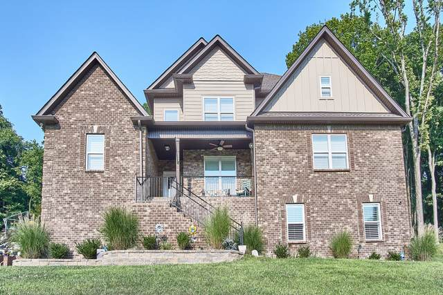 1204 Ben Hill Blvd, Nolensville, TN 37135 (MLS #RTC2275824) :: Fridrich & Clark Realty, LLC