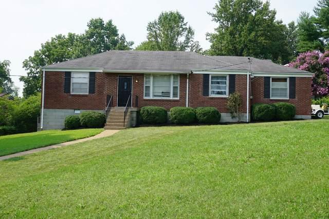 2419 Mcginnis Dr, Nashville, TN 37216 (MLS #RTC2275835) :: Oak Street Group