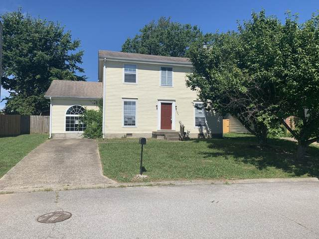 1984 Timberline Way, Clarksville, TN 37042 (MLS #RTC2275851) :: Cory Real Estate Services