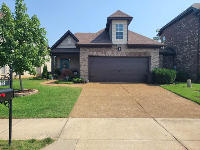 168 Annapolis Bend Circle, Hendersonville, TN 37075 (MLS #RTC2275914) :: RE/MAX Homes and Estates, Lipman Group