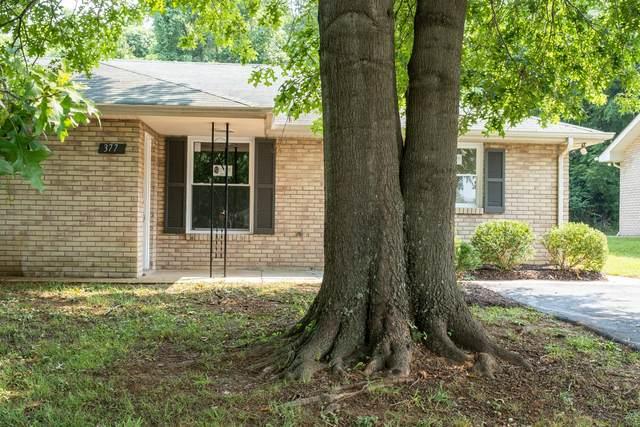 377 Monaco Dr, Hermitage, TN 37076 (MLS #RTC2275917) :: Nashville Home Guru
