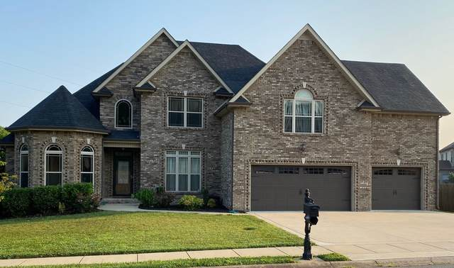 955 Terrace Creek Ln, Clarksville, TN 37040 (MLS #RTC2275919) :: Team Wilson Real Estate Partners