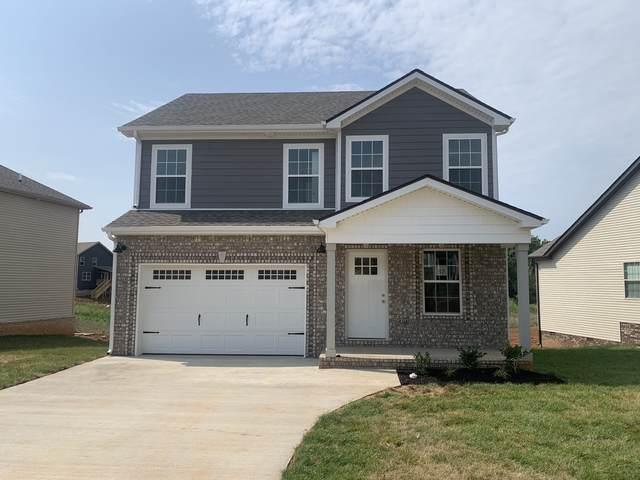 37 Charleston Oaks, Clarksville, TN 37040 (MLS #RTC2275924) :: Real Estate Works