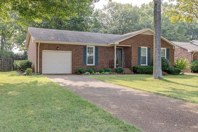 5640 Oakes Dr, Brentwood, TN 37027 (MLS #RTC2275989) :: Team George Weeks Real Estate