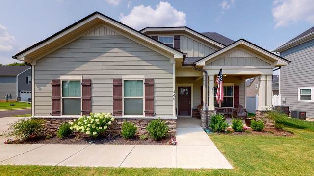 560 High Echelon Cir, Smyrna, TN 37167 (MLS #RTC2275996) :: Nashville Home Guru