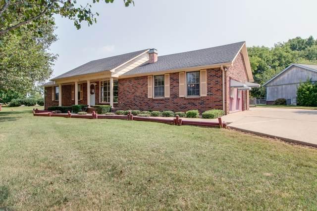 721 Nissan Dr, Smyrna, TN 37167 (MLS #RTC2276016) :: DeSelms Real Estate