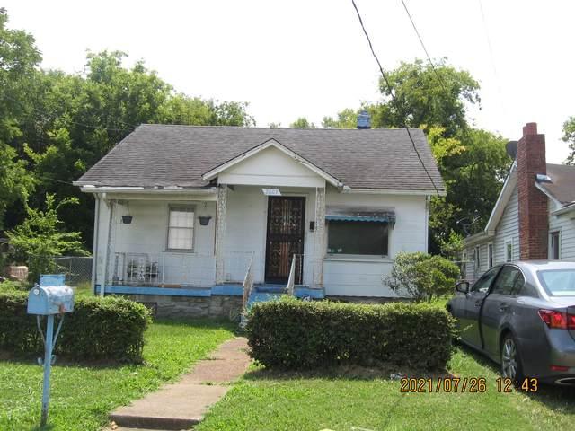 2607 Clifton Ave, Nashville, TN 37209 (MLS #RTC2276069) :: Village Real Estate