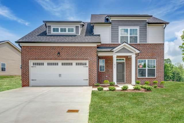 333 Wyburn Place (Lot 176), Burns, TN 37029 (MLS #RTC2276070) :: Team Wilson Real Estate Partners