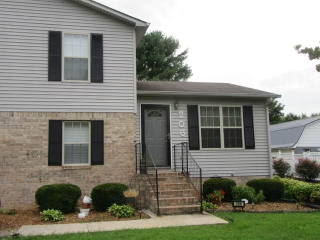 206 Homeward Ave, Winchester, TN 37398 (MLS #RTC2276086) :: Michelle Strong