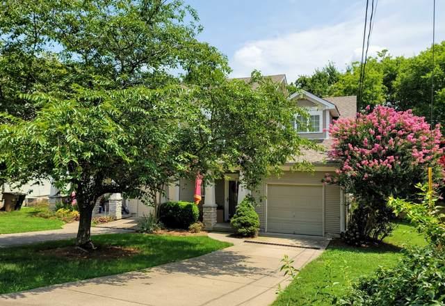 328 Normandy Cir, Nashville, TN 37209 (MLS #RTC2276118) :: RE/MAX Homes and Estates, Lipman Group