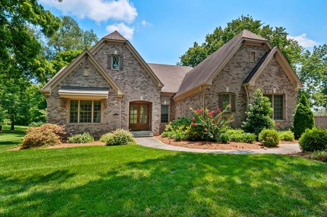 1008 Clearview Dr, Nashville, TN 37205 (MLS #RTC2276123) :: Cory Real Estate Services