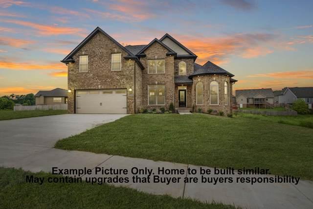 639 Farmington, Clarksville, TN 37043 (MLS #RTC2276125) :: Nashville Home Guru