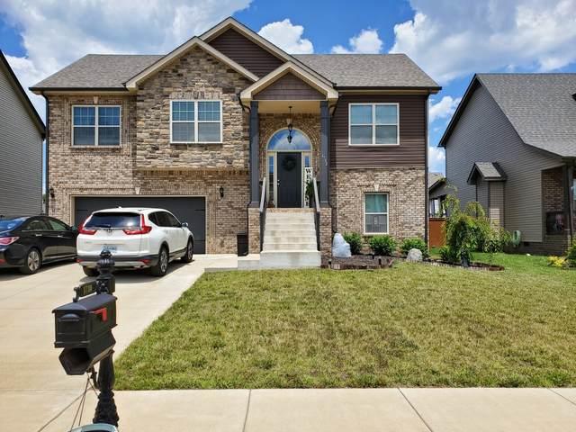 1730 Ellie Piper Cir, Clarksville, TN 37043 (MLS #RTC2276129) :: Candice M. Van Bibber | RE/MAX Fine Homes
