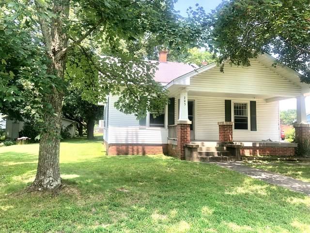 203 Church St, Loretto, TN 38469 (MLS #RTC2276175) :: Nashville on the Move