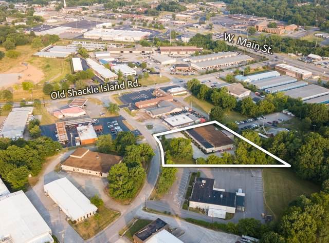 13 Industrial Park Dr, Hendersonville, TN 37075 (MLS #RTC2276199) :: Oak Street Group