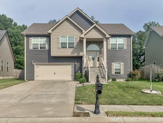 609 Fox Path Ln, Clarksville, TN 37040 (MLS #RTC2276230) :: Oak Street Group
