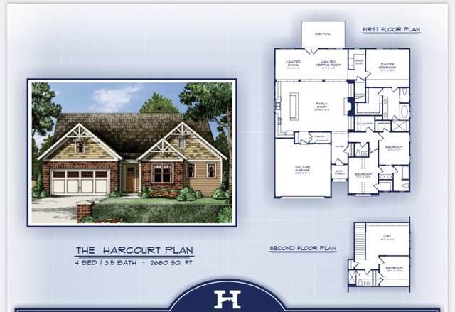 4311 Brandish Lane Lot 263, Murfreesboro, TN 37128 (MLS #RTC2276254) :: Oak Street Group
